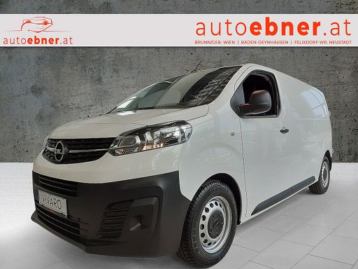 Vivaro Kastenwagen Vivaro 1,5 CDTI Enjoy M, Enjoy M, 102 PS, 5 Türen, Schaltgetriebe
