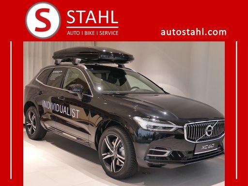 XC60  T6 AWD Recharge Inscription Expr. Geartronic  AUTO STAHL W21, 253 PS, 5 Türen, Automatik