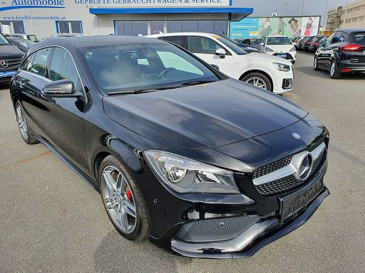 CLA Shooting Brake CLA 200 d Shooting Brake, 136 PS, 4 Türen, Schaltgetriebe