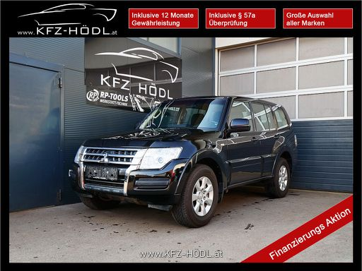 Pajero  Wagon 3,2 DI-D Austria Edition Inform AT, Inform AT, 190 PS, 5 Türen, Automatik