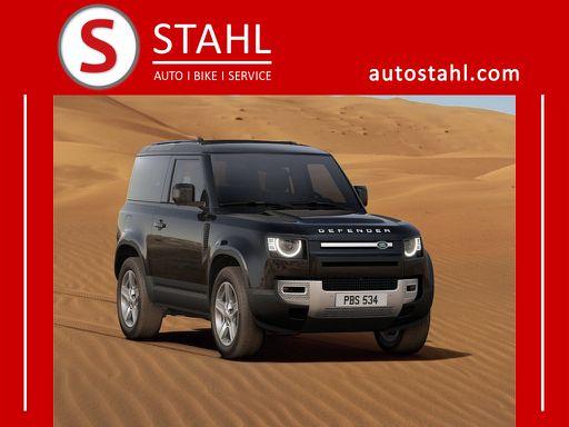 Defender  90 SE D200 Aut. | Auto Stahl Wien 22, 200 PS, 4 Türen, Automatik