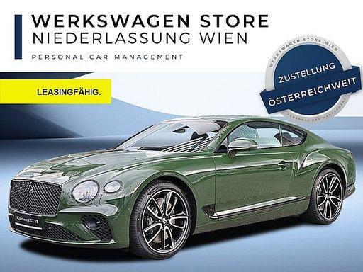 Continental GT  V8 + British Racing Green  Nachtsichtass., 551 PS, Automatik