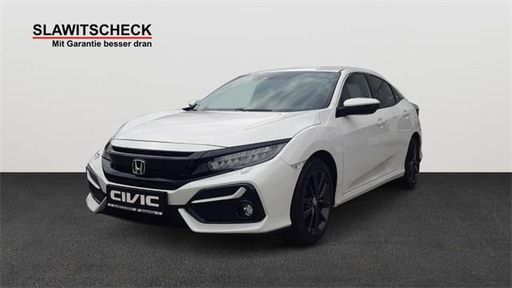 Civic 126 PS, 5 Türen, Schaltgetriebe