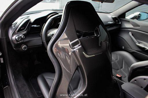 Keine Kategorie 488 Spider *Spider Carbon Racingsitze*Keramik-Carbon Bremsanlage*, 669 PS, 2 Türen, Automatik