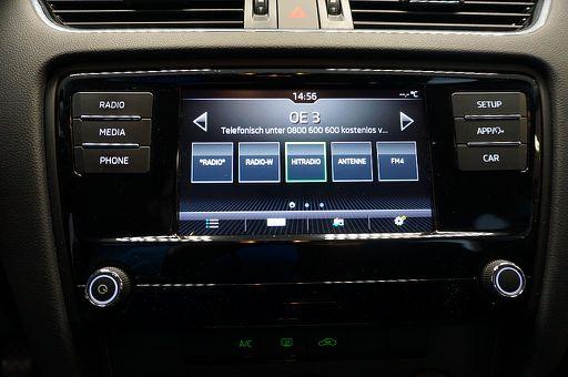 Octavia Combi  1,6TDI Ambition Tempomat/PDC, 90 PS, 5 Türen, Schaltgetriebe