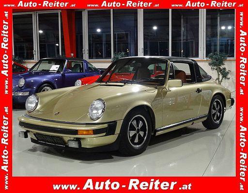 Keine Kategorie 911 2.7 S Targa, 165 PS, 2 Türen, Schaltgetriebe