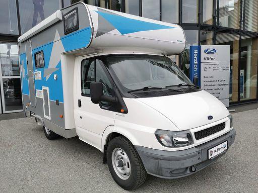 Transit  Wohnmobil 330 S 2,4l Duratorq 90Ps, 90 PS, Schaltgetriebe