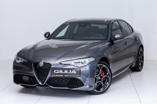 Giulia  MY20 2.0 280 PS AT8 Q4 Veloce, 280 PS, 4 Türen, Automatik