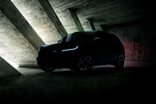Der neue Skoda Kodiaq RS feiert am Pariser Autosalon Weltpremiere.