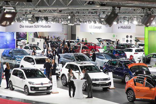Die Vienna Autoshow findet 2019 wieder in Wien statt. Alle Österreichpremieren auf einen Blick.