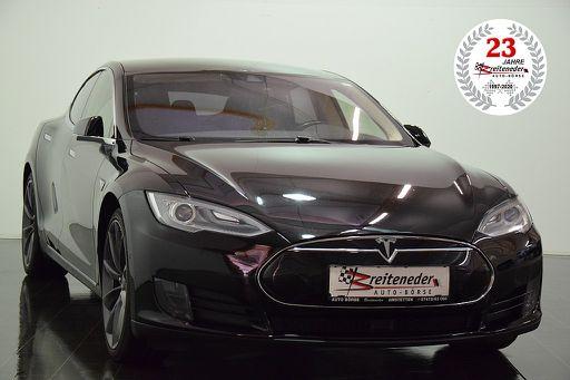 Model S  70kWh / gratis Supercharging, 320 PS, 5 Türen, Automatik