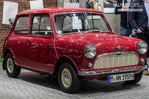 60 Jahre Mini Auto 02