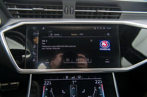 A6 Avant  40 TDI quattro Sport S-Line Aut., 204 PS, 5 Türen, Automatik