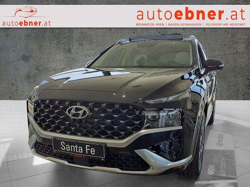 Santa Fe  2,2 CRDi 4WD Luxury Line DCT Aut., Luxury Line, 201 PS, 5 Türen, Automatik