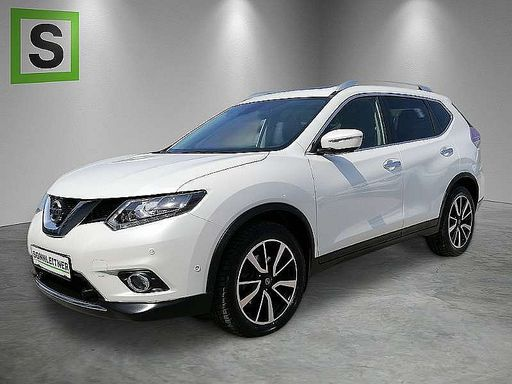 X-Trail X-TRAIL 2,0dCi Tekna Aut. ALL-MODE 4x4i, 177 PS, 5 Türen, Automatik