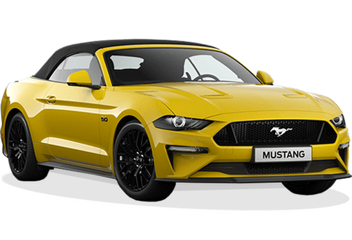 Ford Mustang Convertible-734