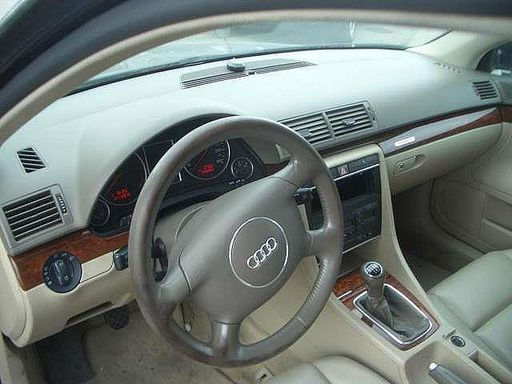 A4 Limousine A4 2,5 TDI quattro, 180 PS, 4 Türen, Schaltgetriebe