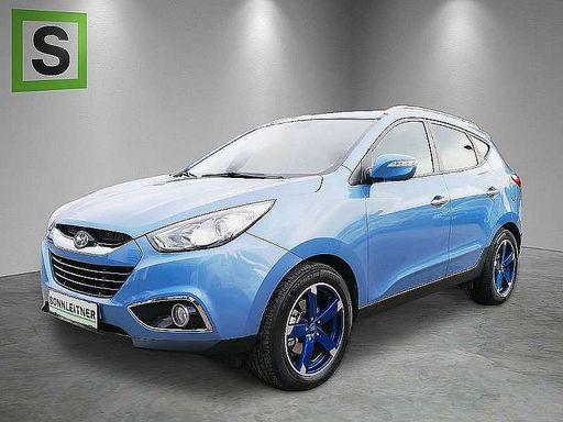 Tucson iX35 2,0 CRDi Premium 4WD, 136 PS, 5 Türen, Schaltgetriebe