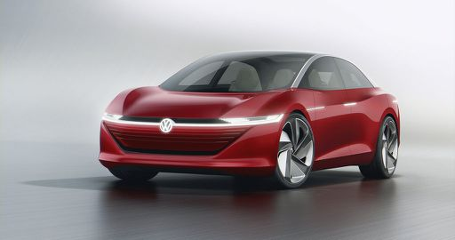 VW ID VIZZION