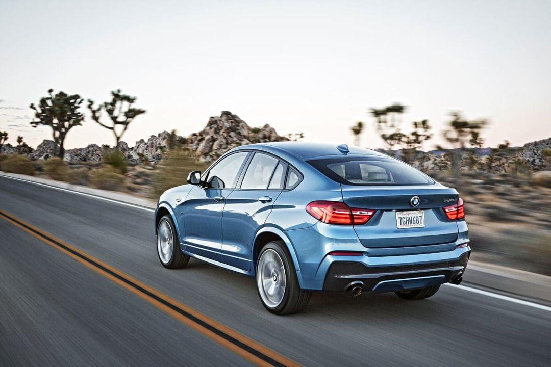 BMW X4 - BMWs kompakter Stadtpanzer-1