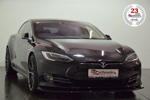 Model S  75kWh /  Premium / Glasdach, 320 PS, 5 Türen, Automatik