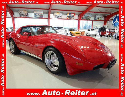 Corvette  C3 Stingray, 500 PS, 2 Türen, Automatik