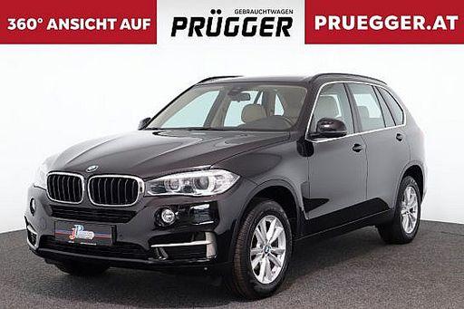 X5  xDrive25d Österreich-Paket Aut., 231 PS, 5 Türen, Automatik