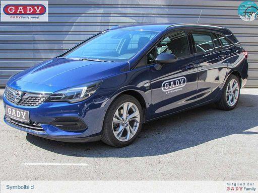 Astra Sports Tourer Astra ST 1,2 Turbo Direct Inj.  2020, Opel 2020, 110 PS, 5 Türen, Schaltgetriebe