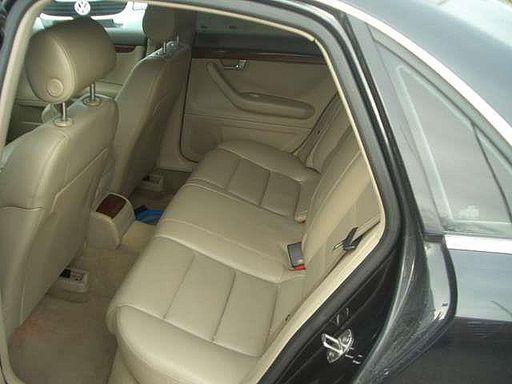 A4 Limousine A4 2,5 TDI quattro, 180 PS, 4 Türen, Schaltgetriebe-108073