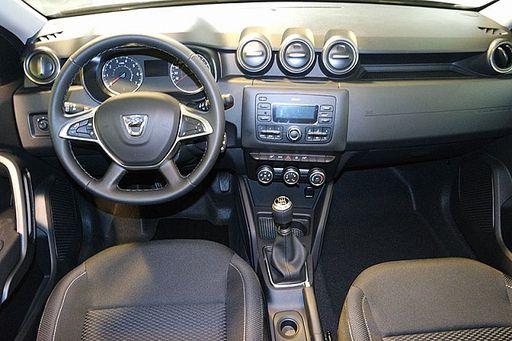 Duster  TCe 130 PF Comfort, Comfort, 131 PS, 5 Türen, Schaltgetriebe