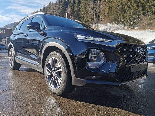 Santa Fe  2,2 CRDi 4WD Level 6 Aut., Level 6, 200 PS, 5 Türen, Automatik