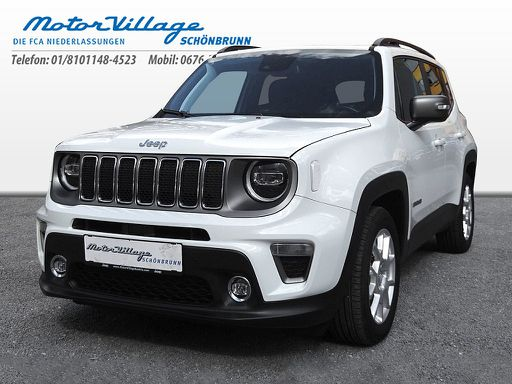 Renegade  1,3 MultiAir T4 FWD 6DDCT 150 Limited, Limited, 150 PS, 5 Türen, Automatik