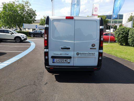 Talento  Business-Van L1H1, 120 PS, 4 Türen, Schaltgetriebe