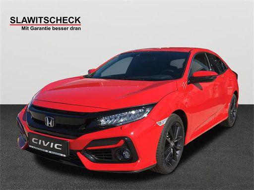 Civic 120 PS, 5 Türen, Schaltgetriebe
