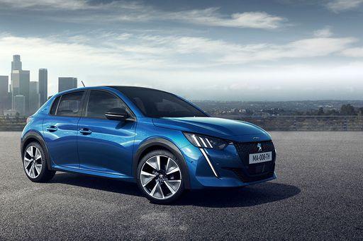 Der neue Peugeot 208 kommt auch erstmals als reines Elektroauto auf dem Markt.