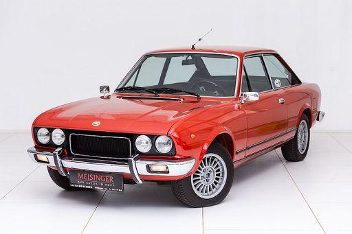 124 Coupé 124 Coupè 1600 Oldtimer*Klasse 1 -*Top Zustand*, 109 PS, 3 Türen, Schaltgetriebe