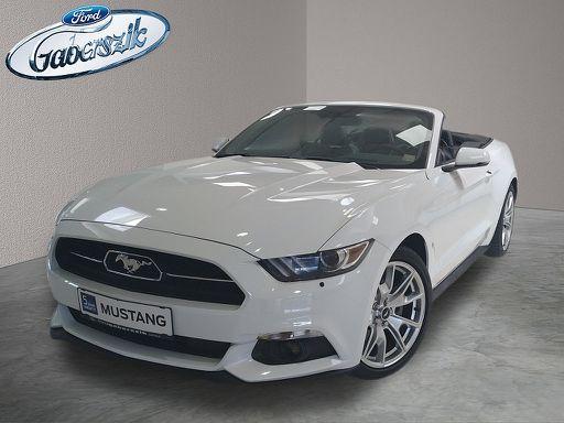 Mustang Convertible Mustang 2,3 EcoBoost Cabrio ** 50 YEARS EDITION**, 317 PS, 2 Türen, Schaltgetriebe