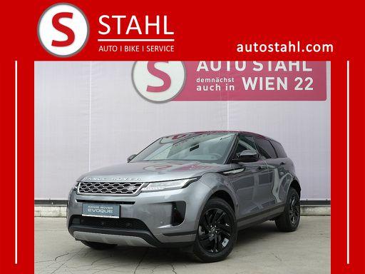 Range Rover Evoque  D165 Aut.   Auto Stahl Wien 20, 163 PS, 5 Türen, Automatik