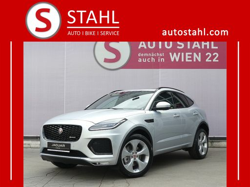 E-Pace  2.0DI4 D200 AWD R-Dynamic SE Aut. | Auto Stahl Wien 20, R-Dynamic SE, 204 PS, 5 Türen, Automatik
