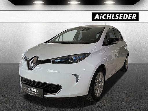 ZOE Zoe Limited Q90 41 kWh (Batteriemiete), Limited, 88 PS, 5 Türen, Automatik
