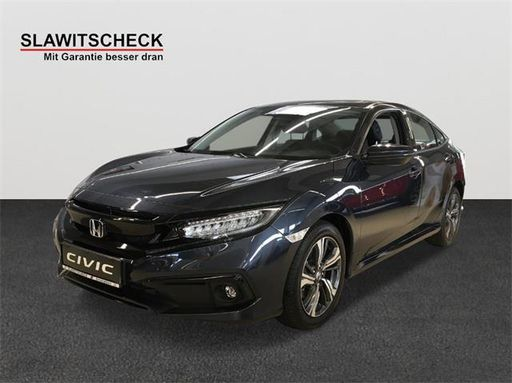 Civic 182 PS, 4 Türen, Automatik
