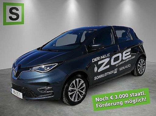ZOE Zoe Zen R135 Z.E.50(52kWh), 136 PS, 5 Türen, Automatik
