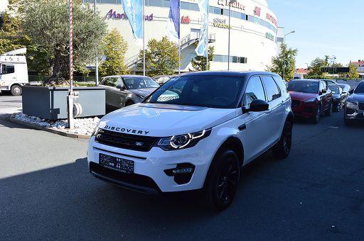 Discovery Sport  2,0 TD4 150 4WD SE Aut., SE, 150 PS, 5 Türen, Automatik