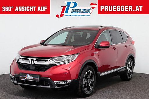 CR-V  2,0 i-MMD Hybrid Executive AWD Aut., Executive, 146 PS, 5 Türen, Automatik