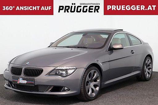 6er Coupé 635d Österreich-Paket Aut., 286 PS, 2 Türen, Automatik
