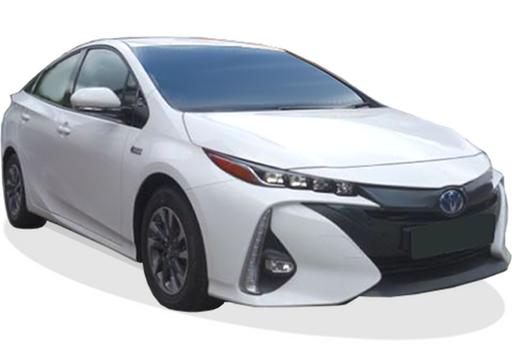 Toyota Prius Plug-in Hybrid-721