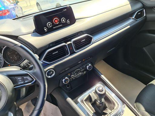 CX-5  G165 Attraction, Attraction, 165 PS, 5 Türen, Schaltgetriebe