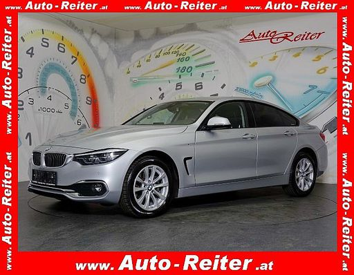 4er Gran Coupé 420d xDrive Gran Coupe Luxury Line Aut. *LED, NAVI, HEAD-UP*, 190 PS, 5 Türen, Automatik