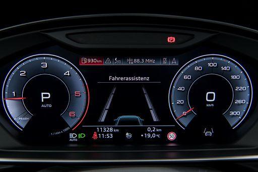 A8  50 TDI quattro Aut., 286 PS, 4 Türen, Automatik
