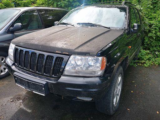 Grand Cherokee  4,7 V8 Overland, 258 PS, 5 Türen, Automatik